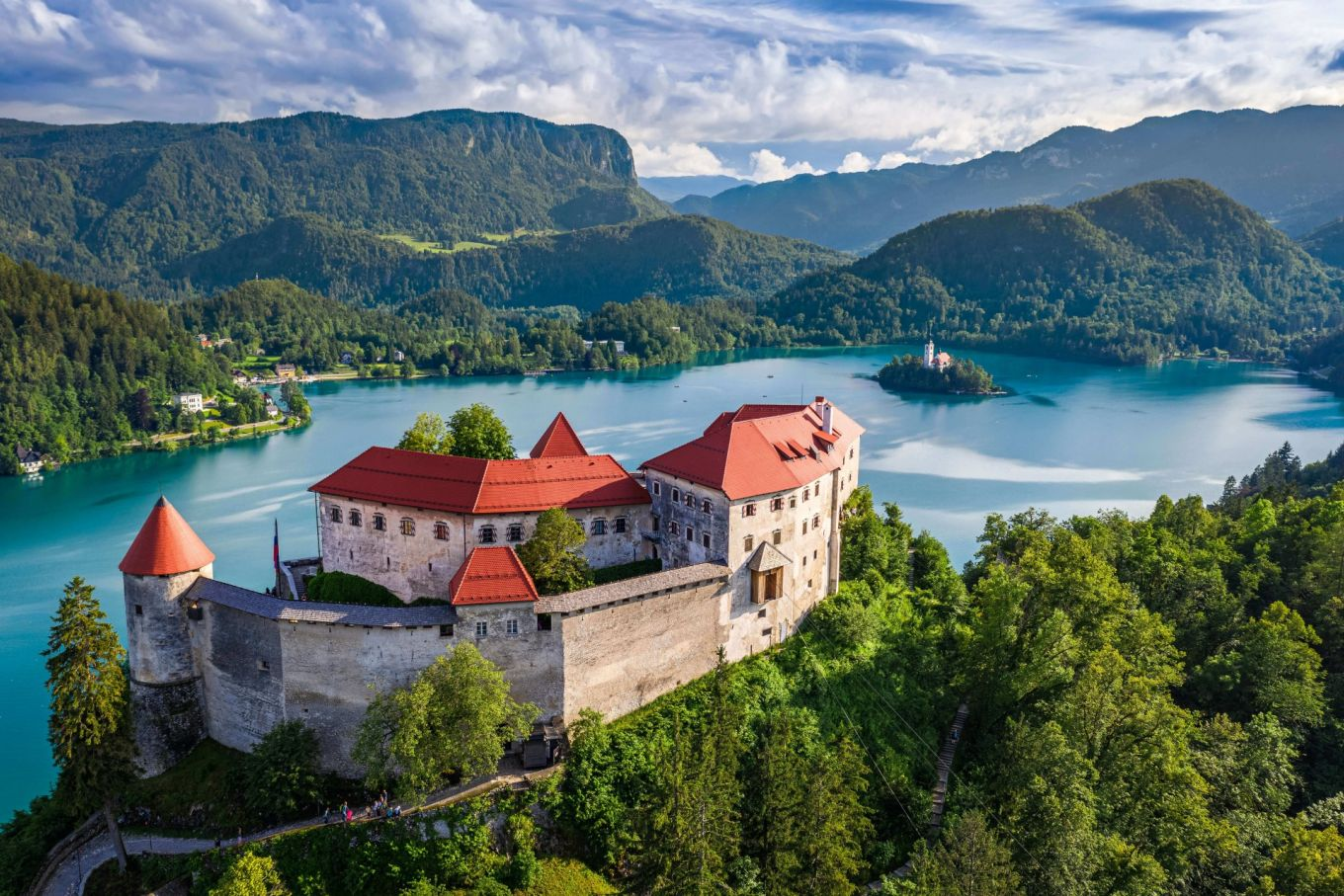 Lake Bled And Bled Castle Tour Trip Slovenia Explorer