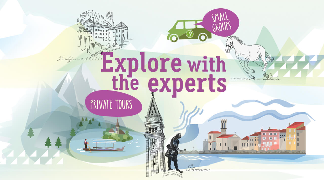 Explore with the Experts